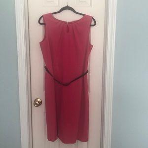 New Jones Studio PINK dress size 12
